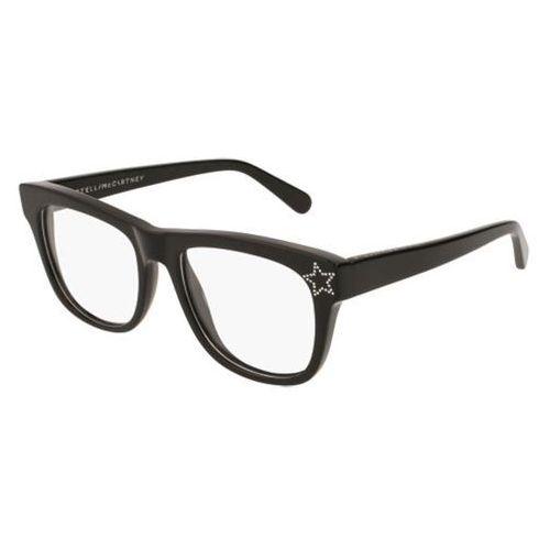 Stella mccartney Okulary korekcyjne sc0102o 001