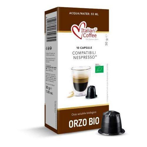 Italian Coffee Orzo Biologico (kawa zbożowa) kapsułki do Nespresso – 10 kapsułek