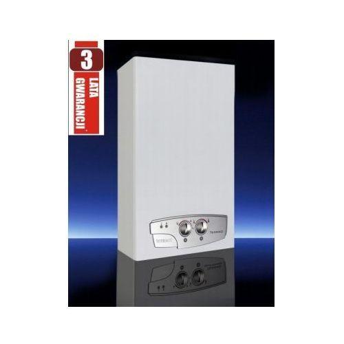 termaq electronic gazowy podgrzewacz wody z otwartą komorą spalania g-19-02 gz-50 wge3223000000 wyprodukowany przez Termet