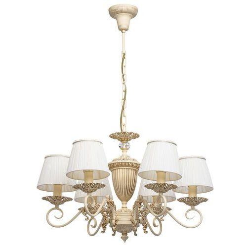 Niezwykle bogato zdobiony żyrandol w stylu klasycznym (450014106) marki Mw-light