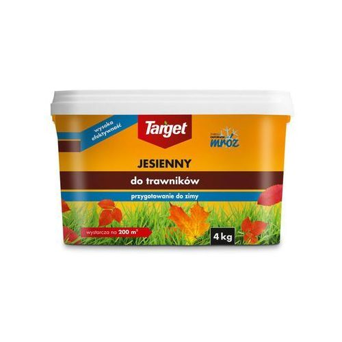 Target Nawóz jesienny do trawników 4 kg (5901875004283)