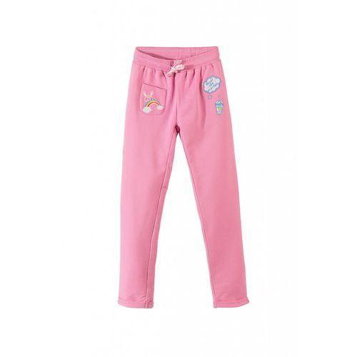 Spodnie dresowe dla dziewczynki 3M3201