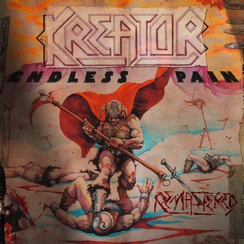 Kreator - endless pain [ks+cd] marki Bmg sony music