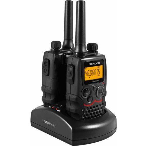 Sencor Krótkofalówka smr 600 walkie - talkie sencor - 30009967 darmowy odbiór w 20 miastach!
