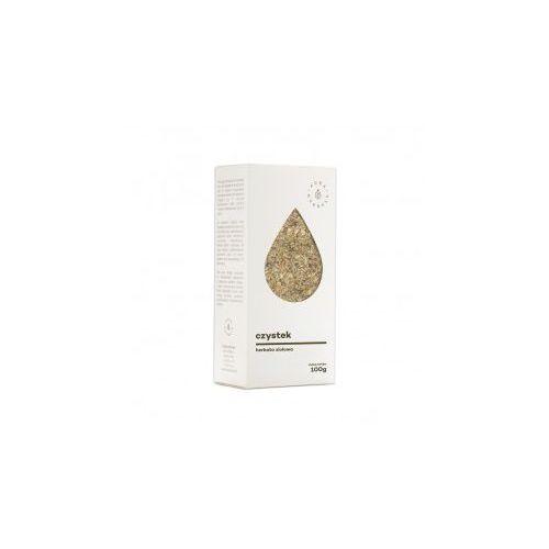 Czystek suszony - herbata ziołowa (100 g) Aura Herbals, Aura Herbals