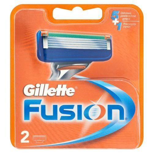 Wkłady do maszynek Gillette Fusion (2 sztuki) (7702018867011)