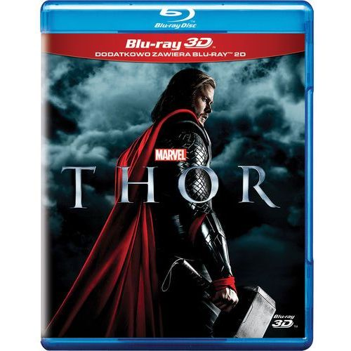 Kenneth branagh Thor 3d (blu-ray) - (7321917502276)