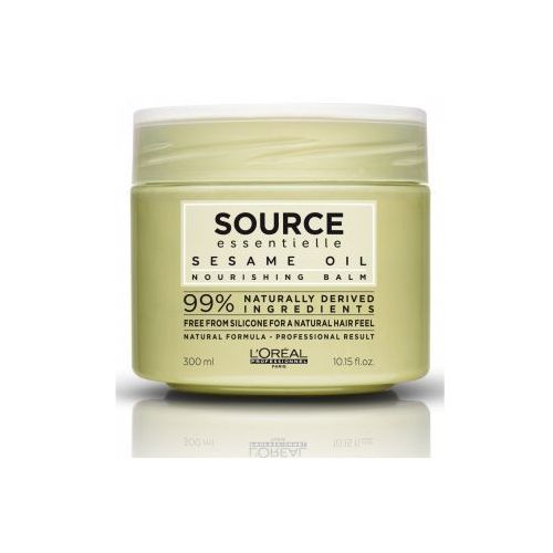 L'oreal source essentielle nourishing balm nawilżająca maska do włosów suchych 300ml marki L`oreal