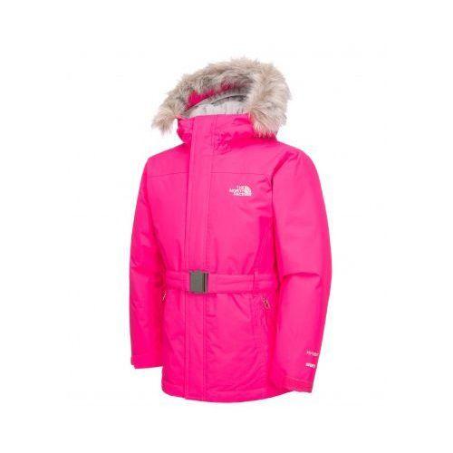 Dziewczęca Kurtka The North Face Greenland Jacket - produkt z kategorii- kurtki dla dzieci