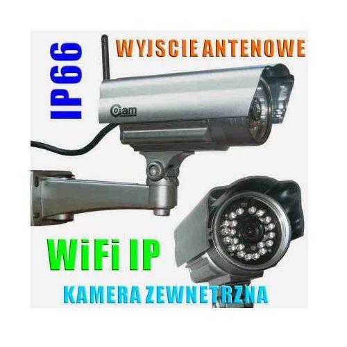 Topipcam Kamera zewnętrzna ip/wifi (zasięg cały świat!!), dzienno-nocna + możliwość zapisu itd.