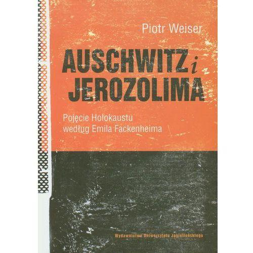 Auschwitz i Jerozolima (216 str.)