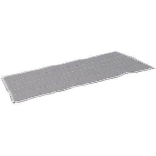 Mop do czyszczenia okien i polerowania luster, na rzepy, szary, 400 mm, VIKAN 549145
