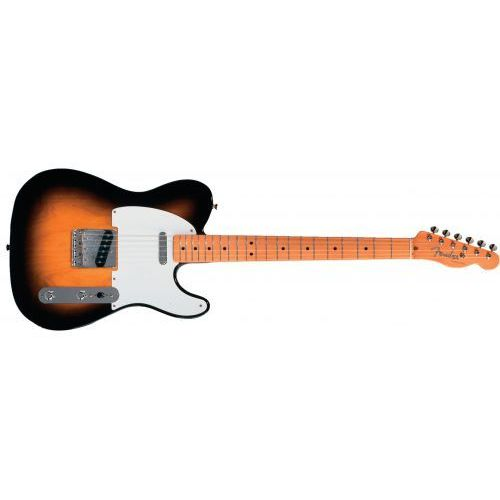 Fender Classic Series ′50s Telecaster Maple Fingerboard, 2-Color Sunburst gitara elektryczna