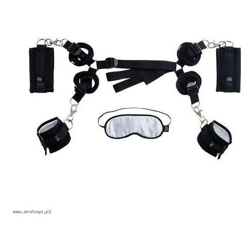 50 Shades of Grey - Pasy pod łóżko do krępowania - Under The Bed Restraints Kit