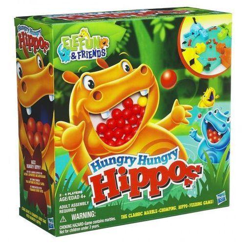 gra głodne hipcie marki Hasbro