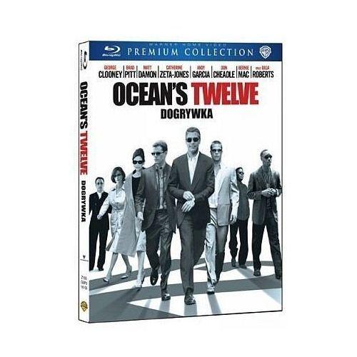 Steven soderbergh Ocean's twelve: dogrywka (blu-ray), premium collection - darmowa dostawa kiosk ruchu