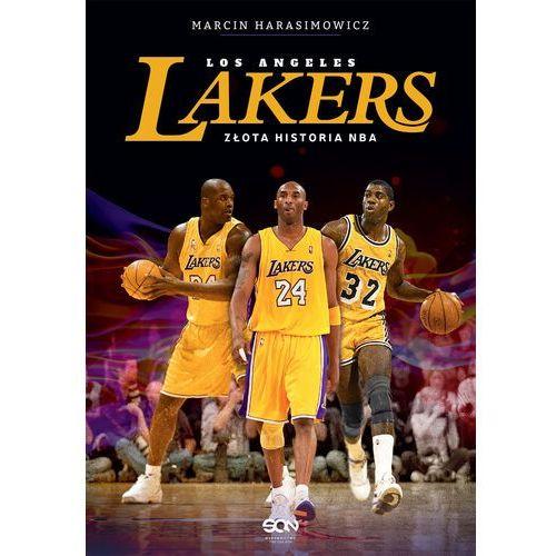 Los Angeles Lakers. Złota historia NBA, oprawa miękka