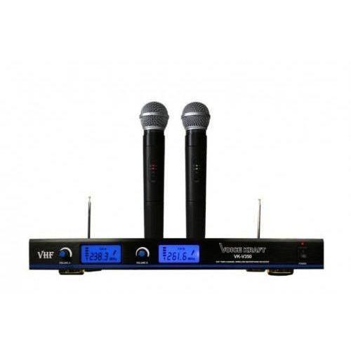 mikrofon vk350 - zobacz nasze 5 tys zestawów marki Voice kraft