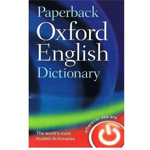 Oxford English Dictionary. 120 000 słów, fraz i definicji, Oxford Dictionaries