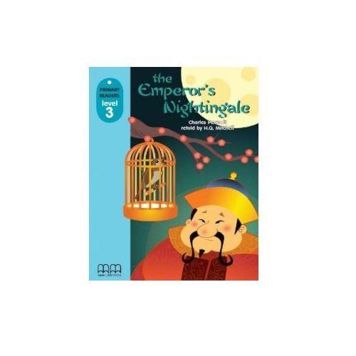 The Emperor's Nightingale + CD, Charles Perrault