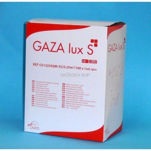 Gaza opatrunkowa jałowa GAZA lux S 13 N - różne rozmiary, 173B-6744A