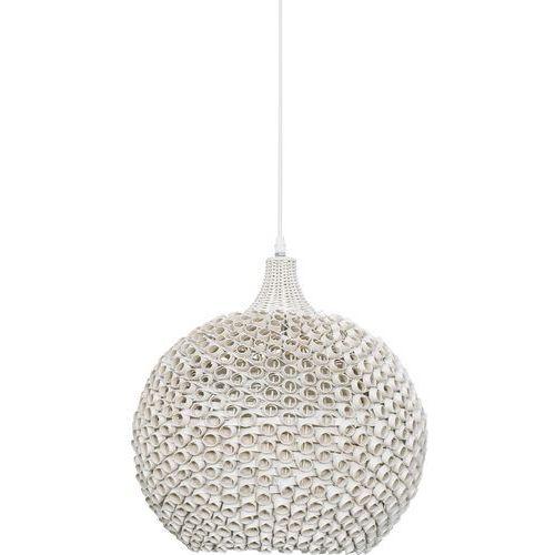 Lampa wisząca colin white - 1xe27/40w/230v marki Nowodvorski