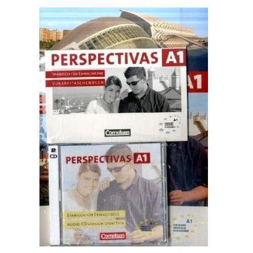 Paket didáctica, Kurs- und Übungsbuch, m. 3 Audio-CDs u. Vokabeltaschenbuch