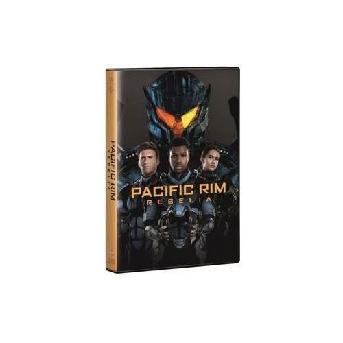 Pacific Rim: Rebelia (DVD) (Płyta DVD)
