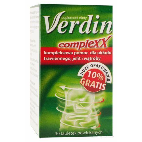Verdin Complexx tabl. - 30 tabl., produkt z kategorii- Leki na wątrobę