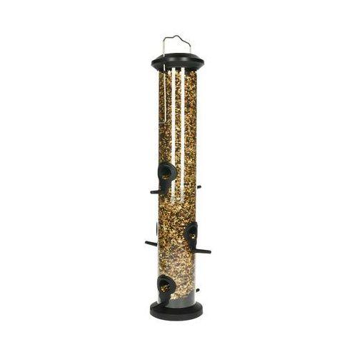 Bardzo duża tuba na ziarno dla ptaków (1l). karmnik dla ptaków tuba 48cm. marki Odstraszanie