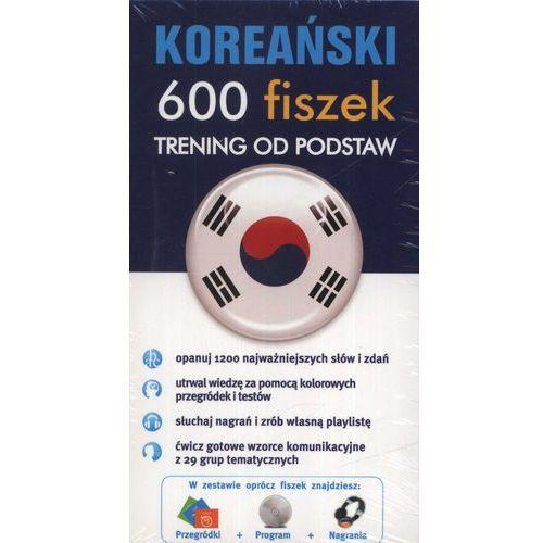Koreański. 600 Fiszek. Trening Od Podstaw (9788377882009)