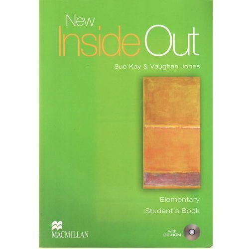 New Inside Out Elementary Student's Book (podręcznik) (9781405099493)