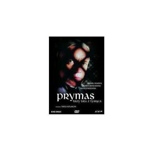 Kotlarczyk teresa Prymas - trzy lata z tysiąca - film dvd