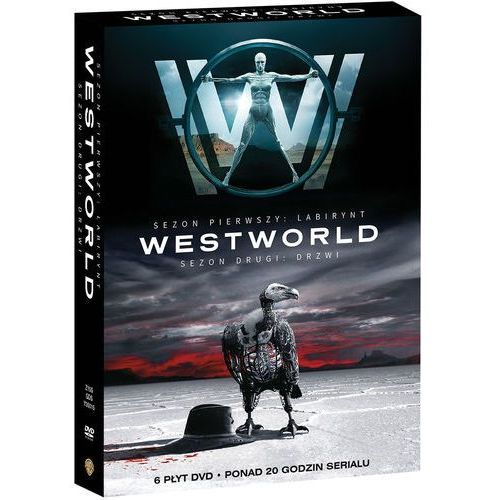 WESTWORLD SEZON 1-2 PAKIET (6DVD) (Płyta DVD) (7321930350151)