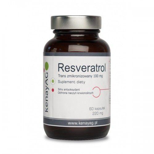 Resveratrol 100mg 60 - KENAY