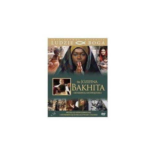 Praca zbiorowa Św. józefina bakhita + film dvd
