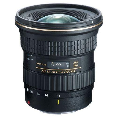 Tokina Karta kurier gratis 11-20 mm 2.8 pro dx obiektyw mocowanie canon