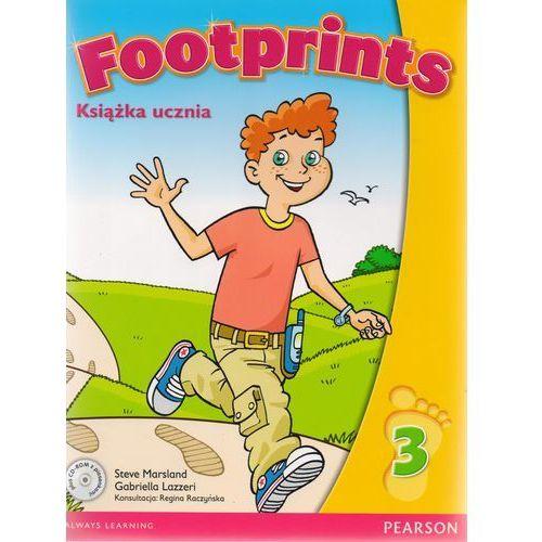 Footprints 3. Książka ucznia (+ CD)