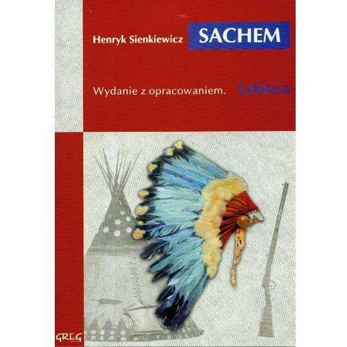Sachem. Wydanie z opracowaniem (9788373271623)