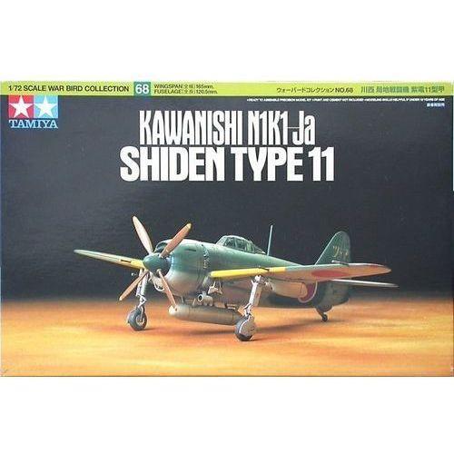 Samolot Kawanishi N1K1-Ja Shiden Type 11