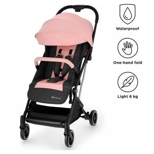 Kinderkraft wózek sport indy pink (5902533912520)