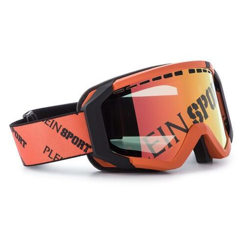 Plein sport Gogle - goggles meg0003 ste003n orange/grey/fume/nk tdwk