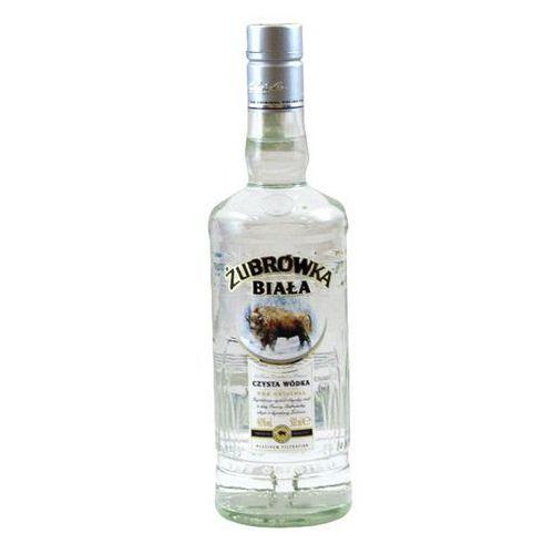 Wódka Żubrówka biała 0,5 l (5900343001892)