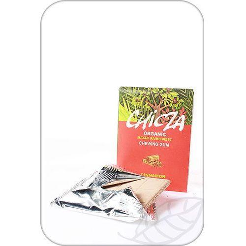 Consorcio chiclero : chicza guma do żucia cynamonowa bio - 30 g