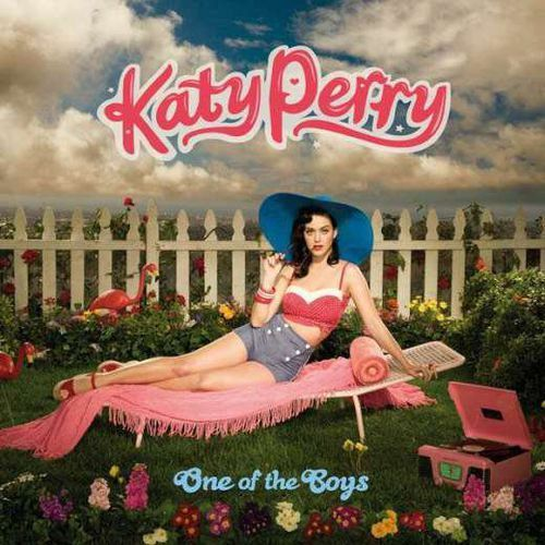 Capitol Katy perry - one of the boys [cd] (5099922913920)