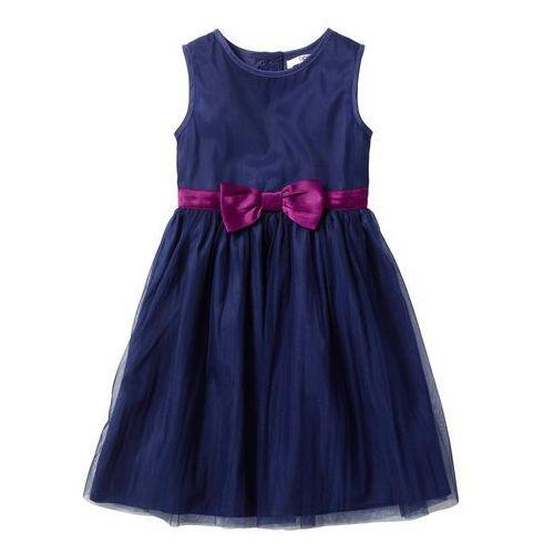 Bonprix Sukienka  kobaltowy