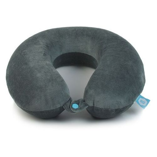 ergo cool neck pillow poduszka podróżna / zagłówek / grey - grey marki Bg berlin