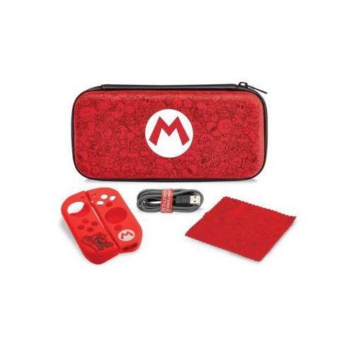 Pdp Etui starter kit mario remix edition do nintendo switch