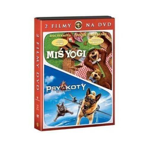 Pakiet zwariowane zwierzaki (2 dvd) marki Galapagos films