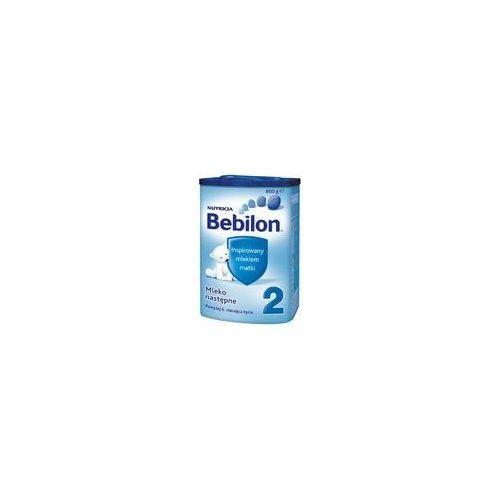 Bebilon 2 z Pronutra+ Mleko następne powyżej 6. miesiąca życia 800 g (mleko dla dzieci)